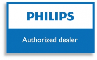 Philips Authorized Distributor Logo