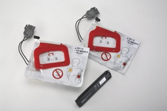Physio-Control LIFEPAK CR Plus Replacement Kit for Charge-Pak 2 sets of electrodes photo