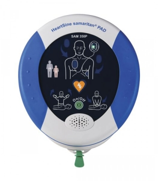 HeartSine Samaritan 350P  Semi-Automatic AED photo