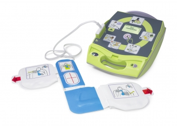 Zoll AED Plus Semi-Automatic AED Defibrillator photo