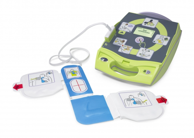 Zoll AED Plus <span>Defibrillators</span> photo
