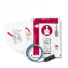HeartStart FR2+ AED Defibrillator Pads (1-pack) photo