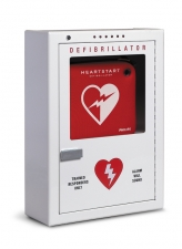 Defibrillator Cabinet, Wall Surface photo
