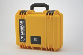 Physio-Control LIFEPAK CR Plus Hard shell carry case photo