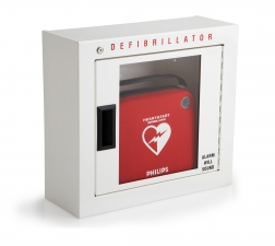 Defibrillator Cabinet, Basic photo