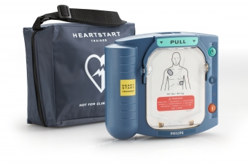 HeartStart OnSite Trainer, M5085A photo