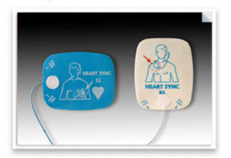 HeartSync Defibrillator Pads photo