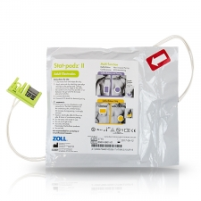 Zoll Stat-Padz II Adult Multi-Function Electrodes (1 set) photo