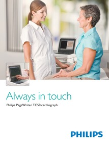 Philips Pagewriter TC50 Cardiograph (#860310) | CF Medical