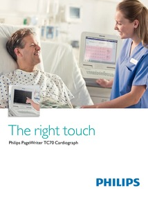 Philips Pagewriter TC70 Cardiograph | CF Medical